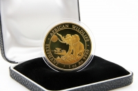1 oz Elefant Gold 2016 SOMALIA