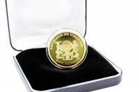 1 oz Mandala Antilope Gold 2021 TSCHAD