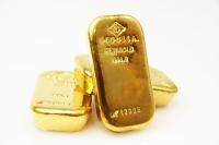 250g Goldbarren DEGUSSA - HERAEUS - UMICORE