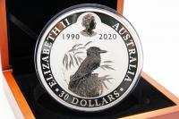 1 Kg Lunar II / Koala / Kookaburra AUSTRALIEN - UNSER ANKAUFSPREIS