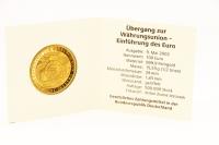 100 Euro Gold Diverse DEUTSCHLAND