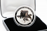 1 oz Wedge Tailed Eagle Silber 2021 AUSTRALIEN