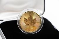 1 oz Maple Leaf Gold Div. KANADA - UNSER ANKAUFSPREIS