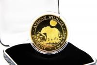 1 oz Elefant Gold 2011 SOMALIA