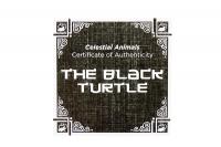 1 oz Celestial Animals The Black Turtle Gold 2021 NIUE