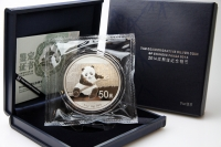 5 oz Panda 2014 in FOLIE