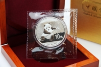 1 oz Panda 2014 in FOLIE inkl. BOX