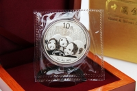 1 oz Panda 2013 in FOLIE inkl. BOX
