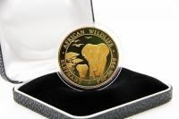 1 oz Elefant Gold 2015 SOMALIA