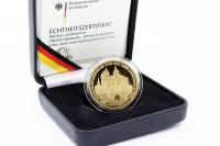 100 Euro Trier Gold - F - 2009 DEUTSCHLAND