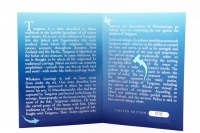 Set Tangaroa - Wächter des Ozeans - Gold Polierte Plattte 2021 NEUSEELAND