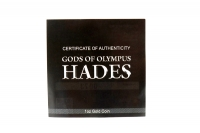 1 oz Gods of Olympus: Hades 2021 TUVALU