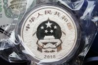 1 Kg Lunar Hund PP in der Folie mit Zettel 2018