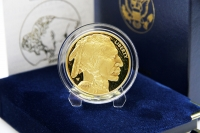 1 oz American Buffalo Gold PP 2007 USA