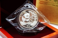 1 oz Panda 1994 in der ORIGINALFOLIE inkl. BOX