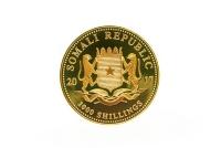 1 oz Elefant Gold 2017 SOMALIA