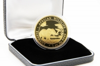 1 oz Elefant Gold 2019 SOMALIA