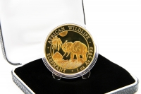 1 oz Elefant Gold 2017 SOMALIA