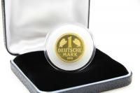 1 DM Goldmark 2001 - F - BRD