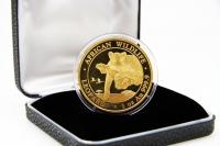 1 oz Leopard Gold 2020 SOMALIA