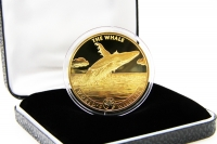 1 oz World's Wildlife Wal Gold 2020 KONGO