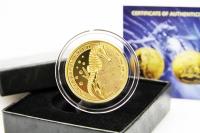 1 oz Seepferd Gold 2020 BARBADOS