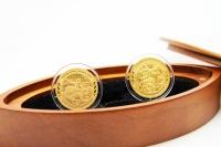 Set Kupe der Große Seefahrer Gold Polierte Platte 2019 NEUSEELAND