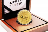 1 oz Celestial Animals Tiger 2019 NIUE