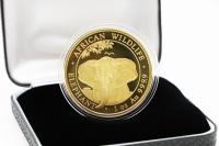1 oz Elefant Gold 2021 SOMALIA