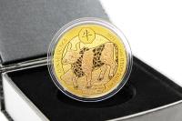 1 oz Lunar Ochse Gold 2021 RUANDA